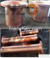 Copper Crucibles&Molds for ESR,ESSR,EBM,PAM