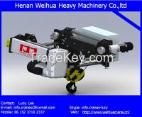 High Quality Wire Rope Electric Hoist with various certification
