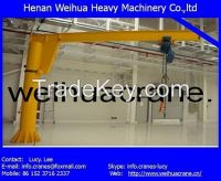 High-quality Free standing Jib Crane with various Certificatio