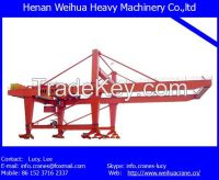 High quality ship to shore crane with various certification