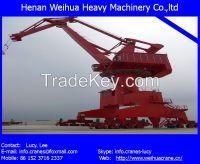 100T new portal crane from HENAN WEIHUA