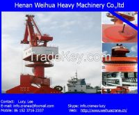 300T new portal crane from HENAN WEIHUA