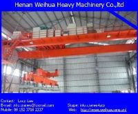 WEIHUA QC Overhead crane with Magnet for Main Hook 16/3.2-32/5 Ton