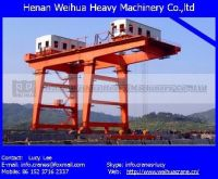 Gantry Crane on Rails P24, P38, P43 type