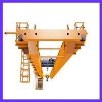 European style double girder light Bridge Cranes