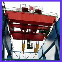 WEIHUA QDY Foundy Overhead crane with Hook 16-20Ton