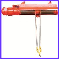 CD1 Wire rope type classical electric hoist 5T