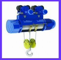 wire rope electric hoist CD1 model