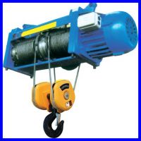 Electric Hoist with the Hook