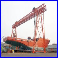WEIHUA anti-sway container gantry crane/ container crane