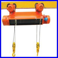 CD1/MD1 model small mobile electric hoist for hot sale