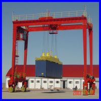 400 Ton Gantry Crane with Shield