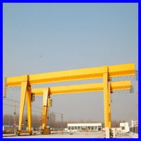 32 and 50 Ton Double Girder Gantry Cranes with Hook