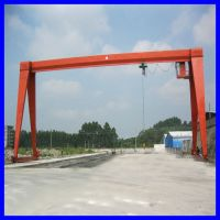 Single Beam Gantry Cranes with Hook for Project