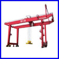 20 and 30 Ton Double Girder Gantry Cranes with Hook