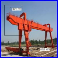 10 Ton MH Model Electric Hoist(box-type)Gangtry Crane