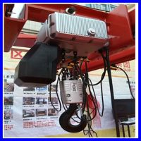 4ton electric chain hoist