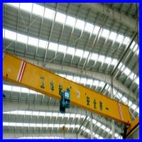3t single girder briage crane