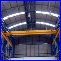 Single Girder Bridge Crane with ISO