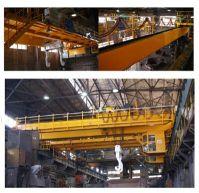 12t metalurgy overhead crane