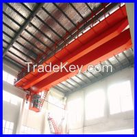 Double Girder top running Bridge Crane, EOT Crane