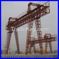 Double Girder Gantry Crane, Portal Crane, Trussed Door Crane