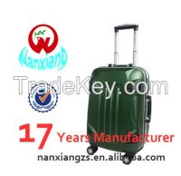 2015 new products abs+pc trolley luggage sets