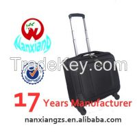 2015 new products nylon trolley briefcase