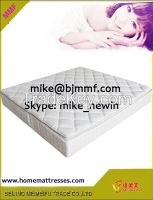 bedroom furniture comfortable pillow top pocket spring mattress Firm