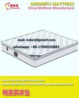 Luxury Bedroom Furniture Latex Sleepwell King Size Mini Pocket Spring Mattress   Meimeifu Mattress