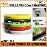 window solar charger power