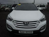 2014 Used Hyundai Santa Fe DM 7P Exclusive