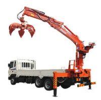 Knockle boom crane