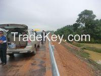 steel guardrail ss540 AASHTO M180