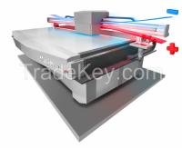 UV-LED digital flatbed printer