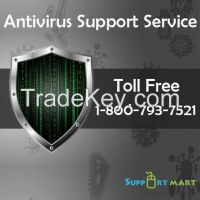 SupportMart Renders Antivirus Technical Support Number to Gain Quality Aid