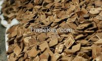 Bangladeshi coconut shell chips