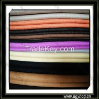 best quality 1.0mm nubuck suede leather for shoe, bag