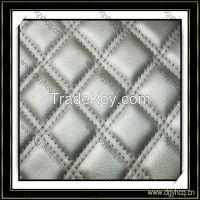 modern furniture rexine leather embossed Microfiber sofa leather
