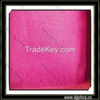 superfine  faux  suede  microfiber  leather for shoes
