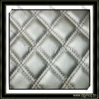 embossed pattern  artificial car interior microfiber leather