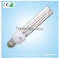 E27 Intergrated self-ballasted UVI Lamp,built-in ballast,high UV efficency uv germicidal lamp