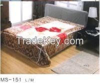 Made in korea / The best 100% polyester blanket/100% acrylic blanket