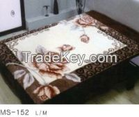 korea blanket / The best 100% polyester blanket/100% acrylic blanket