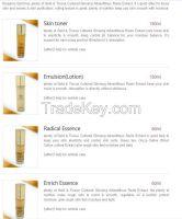 BERGAMO Gold Skin Care Set (9pcs)