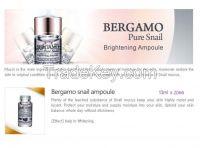 BERGAMO Snail Ampoule Set (20pcs)