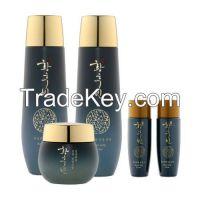 Hwanghoobin Royal Jelly / Caviar Skin Care Set (3pcs)