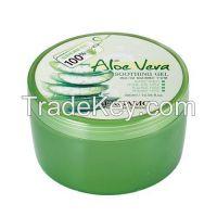 Bergamo Aloe vera Soothing Gel 100% / Natural Aloe Soothing Gel