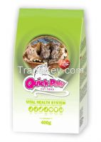 Quicker - dry cat and dog food