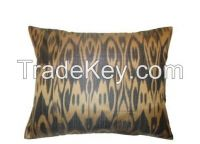 Decorative Pillow Cases from natural silk and cotton.